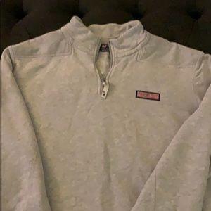 Vineyard Vines Gray Shep Shirt